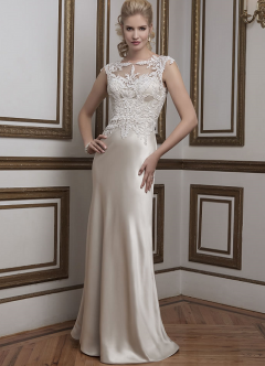 Justin Alexander Wedding Dress 8792