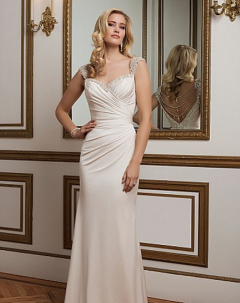 Justin Alexander Wedding Dress  8820