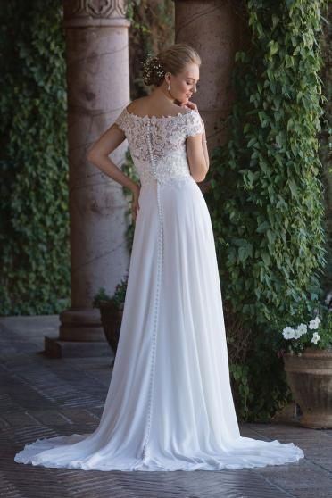 Sincerity Gown 4003 - Back View