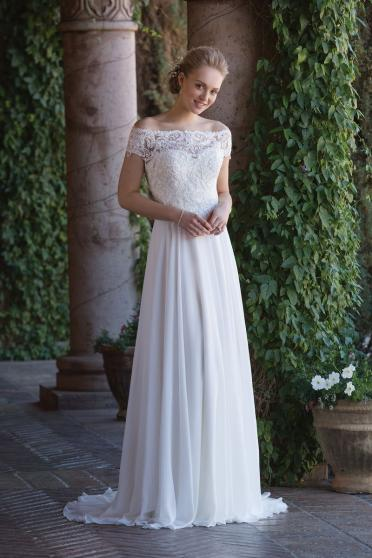 Sincerity Gown 4003 - Front View