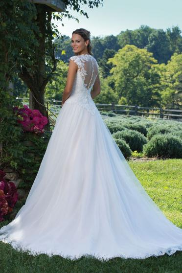 Sincerity 3982 - Back View