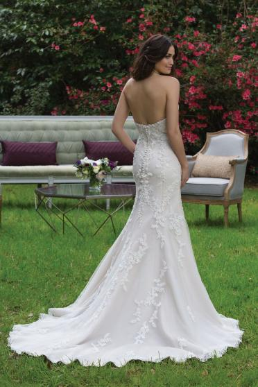 Sincerity 3967 - Back View
