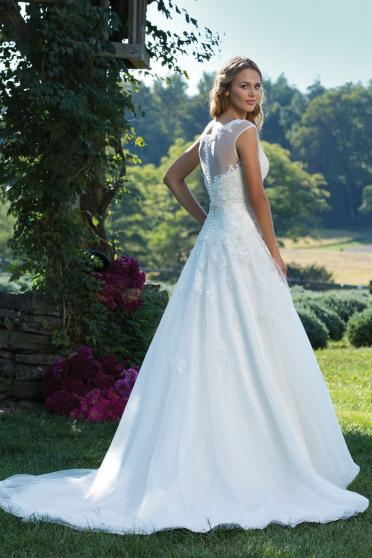 Sincerity 3771 - Back View