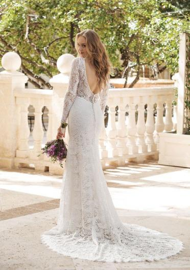 Sincerity Style 44078 back view