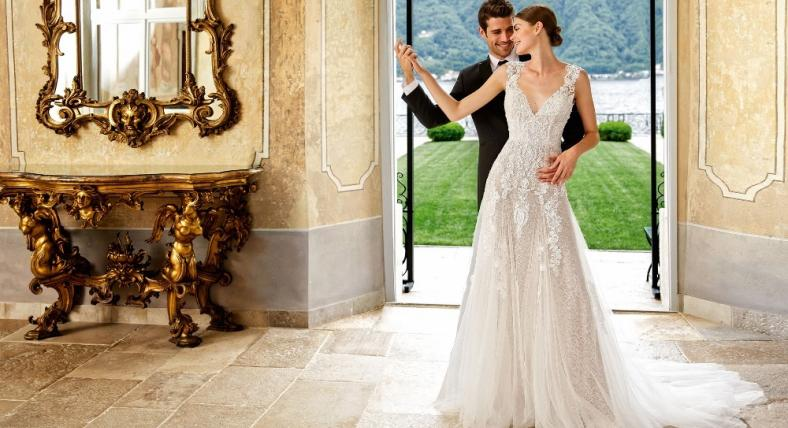 Sincerity Wedding Gowns by Justin Alexander at Serenity Newton Abbot